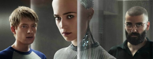 EX MACHINA is Our Latest Drafthouse Recommends Title!