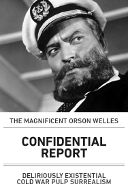 Poster: CONFIDENTIAL REPORT