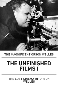 Poster: WELLES UNFINISHED 1