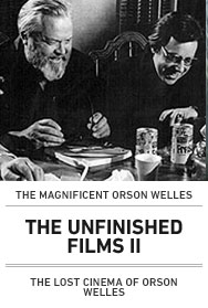 Poster: WELLES UNFINISHED 2