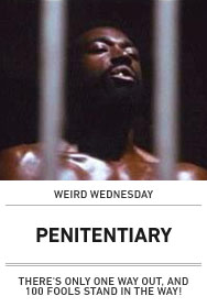 Poster: PENITENTIARY