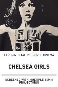 Poster: CHELSEA GIRLS