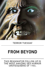 Poster: FROM BEYOND