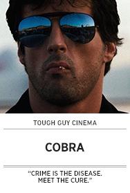 Poster: Tough Guy Cinema COBRA - 2015 upload