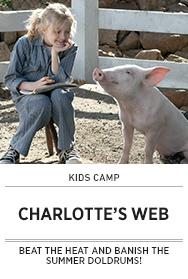 Poster: Kids Camp CHARLOTTE'S WEB - 2015 upload