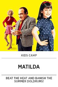 Poster: Kids Camp MATILDA - 2015 upload