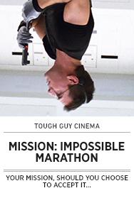 Poster: MISSION IMPOSSIBLE Marathon - 2015 upload