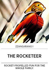 Poster: Zzangarang THE ROCKETEER - 2015 upload
