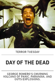 Poster: DAY OF THE DEAD