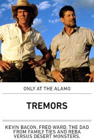 Poster: TREMORS (2015)