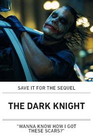 Poster: THE DARK KNIGHT (2015 Sequel Series)