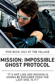 Poster: MISSION: IMPOSSIBLE - GHOST PROTOCOL ($5 Austin 2015)