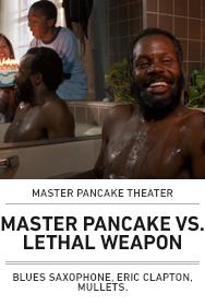 Poster: Master Pancake LETHAL WEAPON (2015)