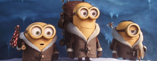 Join us for a MINIONS-themed kids party!