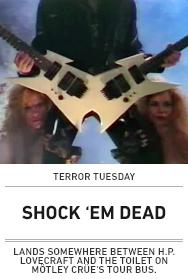 Poster: SHOCK 'EM DEAD