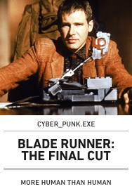 Poster: BLADE RUNNER ritz