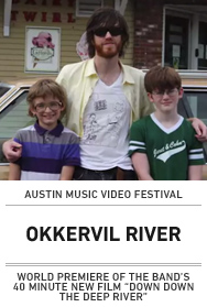 Poster: OKKERVIL RIVER