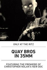 Poster: QUAY BROS