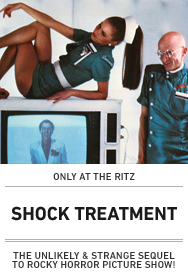 Poster: SHOCK TREATMENT